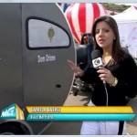 """MG TV Entrevista Orione - Destaque para o """"OVO"""" do Quero Quero"""